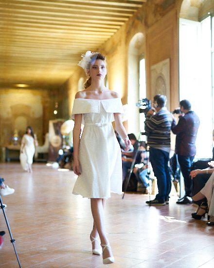Stilista Andreea. Foto di Giustino Fani