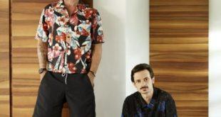 Eros Ramazzotti e Fabio Rovazzi. Foto di Cosimo Buccolieri