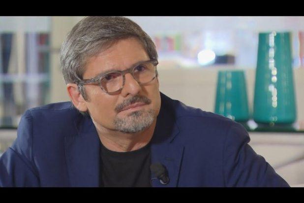 Giuseppe Rinaldi, conduttore di Detectives – Casi risolti e irrisolti. Foto dal Web