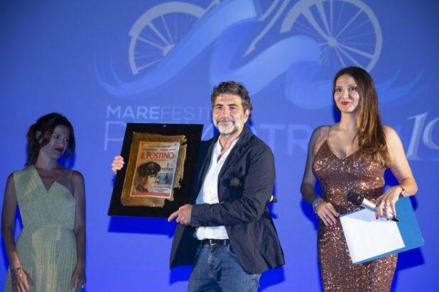 Claudio Castrogiovanni riceve il Premio Troisi 2021