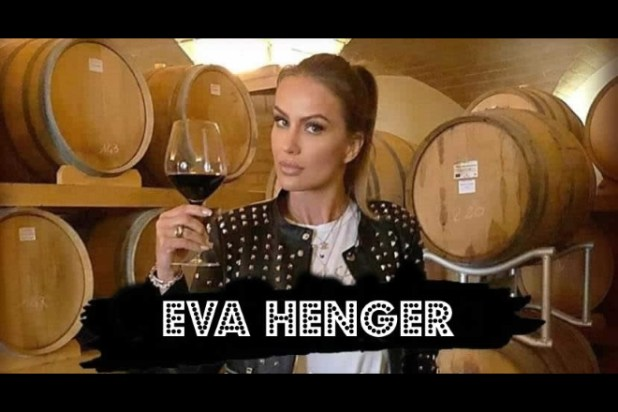 Eva Henger - Cantina