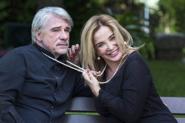 Ricky Tognazzi e Simona Izzo ospiti de La Pellicola d'Oro 2021