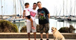 Stefano Pollari ed Enzo Salvi per Amore di papà