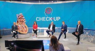 Conferenza stampa di Check-Up. Foto di Roberto Jandoli