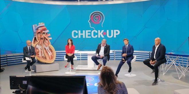 Check-Up: su Rai 2 l'appuntamento con Luana Ravegnini