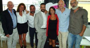 Il cast di Chef in Campo su Alma TV