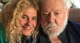 Elisabetta e Paolo Villaggio