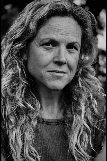 La regista Irene Taylor