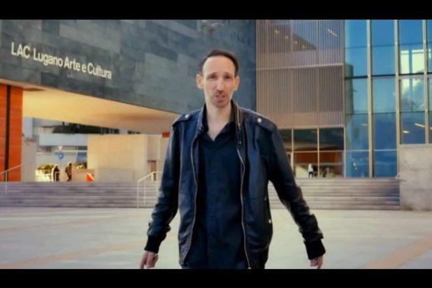 Luca Maris a Lugano per MTV Switzerland
