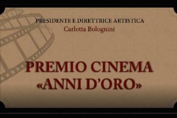 Premio Cinema Anni d'oro 2021