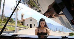 Veronica Rudian. Foto di Eugenio Conte