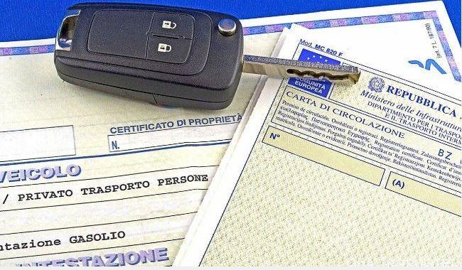 Documento unico di circolazione e proprietà
