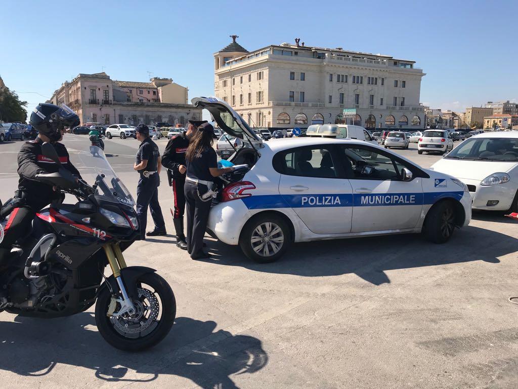 Siracusa, stretta sui parcheggiatori abusivi, tre denunciati per violazione  del Daspo urbano - La Gazzetta Siracusana