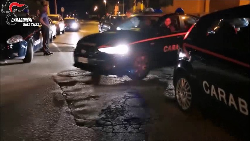 """Floridia-Solarino, operazione """"San Paolo"""", arrestate 24 persone ..."""