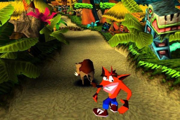 Crash Bandicoot – Dans la peau d'un marsupial fou tournoyant