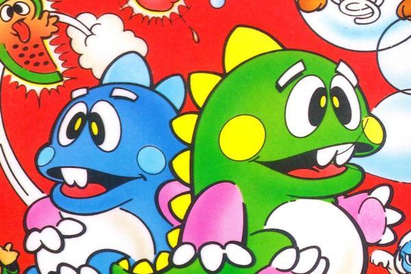 Bubble Bobble – Les Bubulles Dragonesques