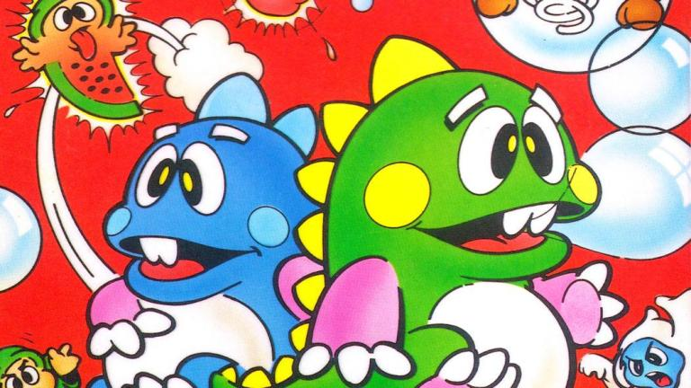 Bubble Bobble – Les Bubulles Dragonesques