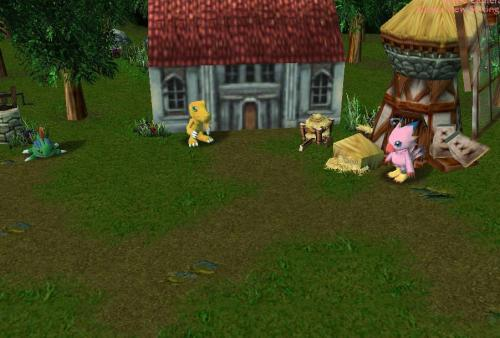 Digimon World TFGA La Geek En Rose
