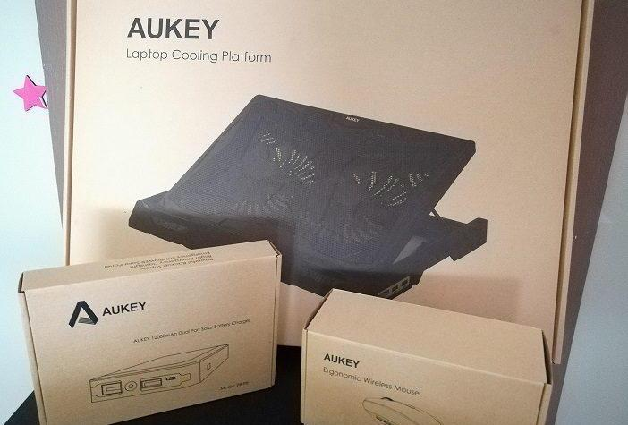 aukey high tech
