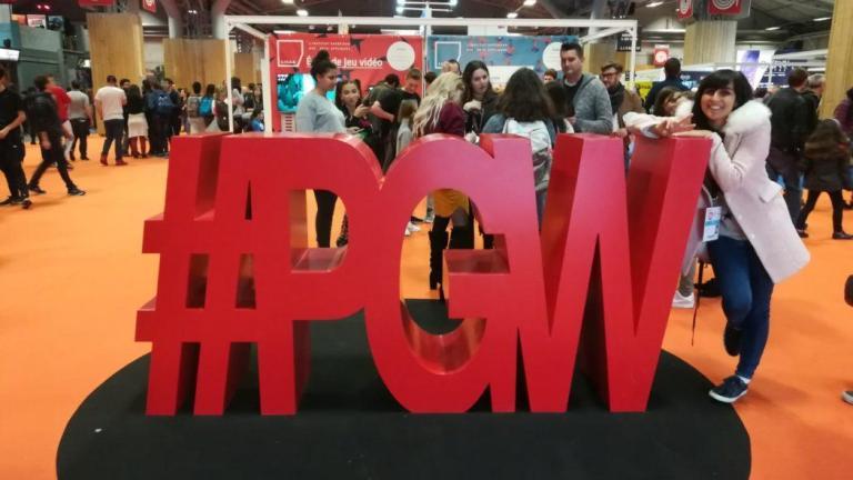Paris Games Week PGW 2017