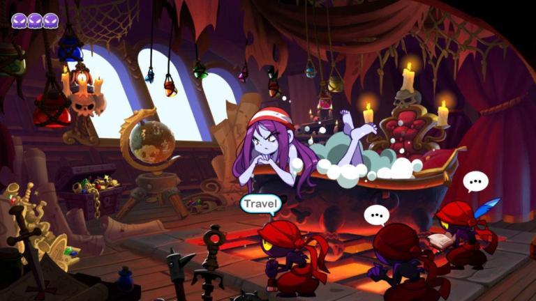 Shantae: Half-Genie Hero – Ultimate Edition, jeu de plateforme luxueux et chevelu !