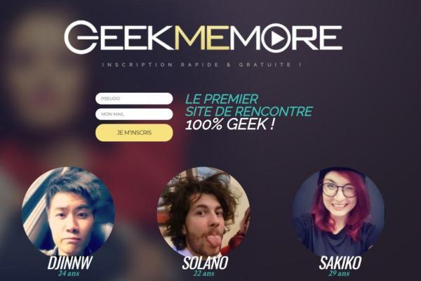 GEEKMEMORE, L'Amour Tout Geek !