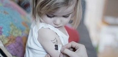 tattoo tattyoo peluqueria infantil