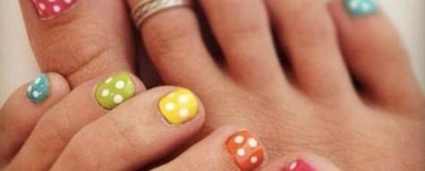 manicura consciente peluqueria infantil uñas pies