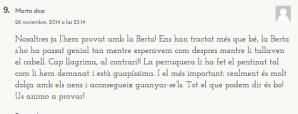 Lee más sobre el artículo <!--:es-->«Pesa las opiniones, no las cuentes» Seneca.  Opiniones de hoy en Peluqueria Infantil La Geganteta<!--:--><!--:ca-->«Pesa les opinions, no les enumeris» Seneca. Opinions d'avui en Perruqueria Infantil La Geganteta<!--:--><!--:en-->«Weight opinions, don't count them » Seneca . Today Reviews in La Geganteta Kids Hair Salon<!--:-->