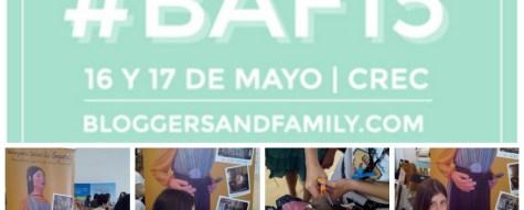 BAF15 Bloggers & Family