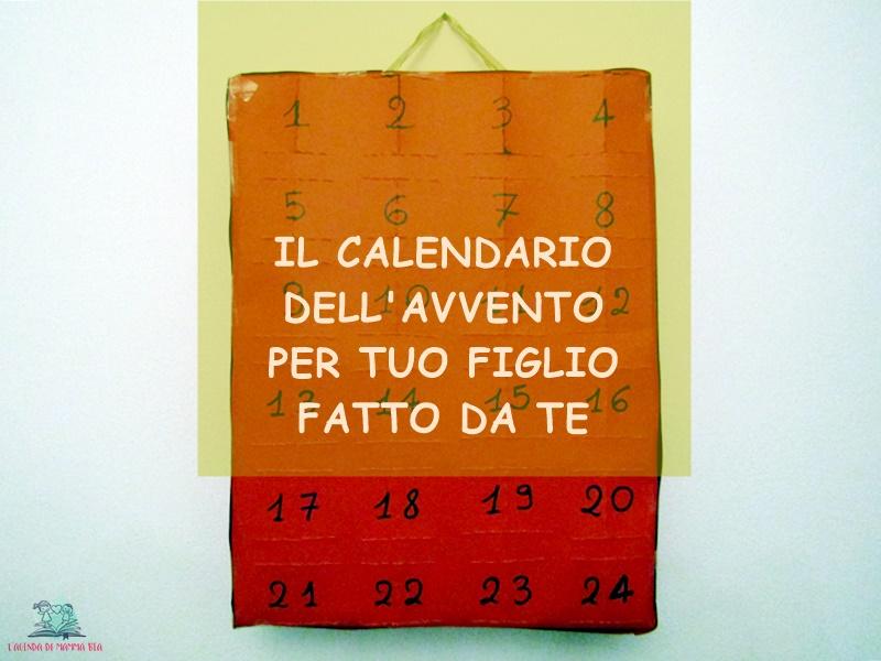 come fare il calendario dell'avvento secondo L'Agenda di mamma Bea