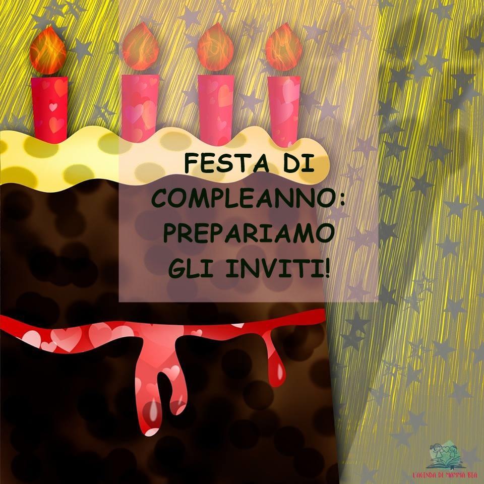 Come organizzare una festa di compleanno secondo la collaboratrice de L'Agenda di mamma Bea Lavinia