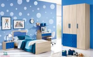 come scegliere il colore per decorare una cameretta di azzurro secondo L'Agenda di mamma Bea