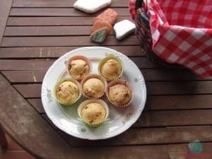 muffin da mangiare all'aerto cucinati da L'Agenda di mamma Bea