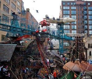 City Museum è uno de i migliori parchi divertimento per bambini secondo L'Agenda di mamma Bea