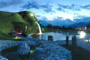 modi di cristallo Swarovski è uno de i migliori parchi divertimento per bambini secondo L'Agenda di mamma Bea