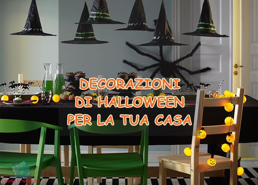 Halloween con L'Agenda di mamma Bea