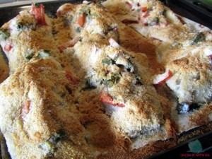 a tavola in 30 minuti con i filetti di ricciola preparati da L'Agenda di mamma Bea