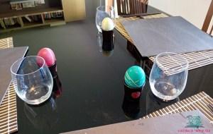 decorare la tavola con l'atmosfera fusion de L'Agenda di mamma Bea