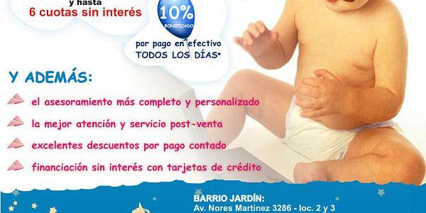 Crianza baby store