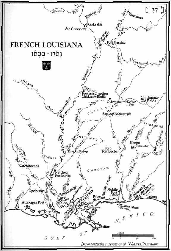 Map Parish Louisiana Ascension
