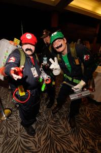Mario & Luigi Busters