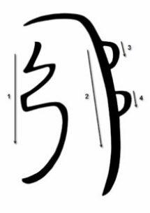 secondo simbolo reiki - sei heki