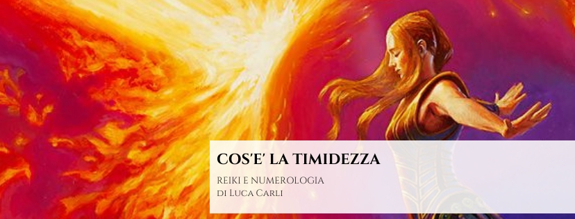 Cos'è la Timidezza