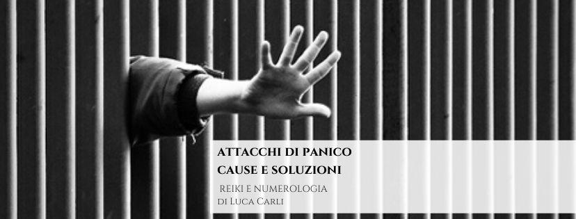 Attacchi di Panico – cause e soluzioni