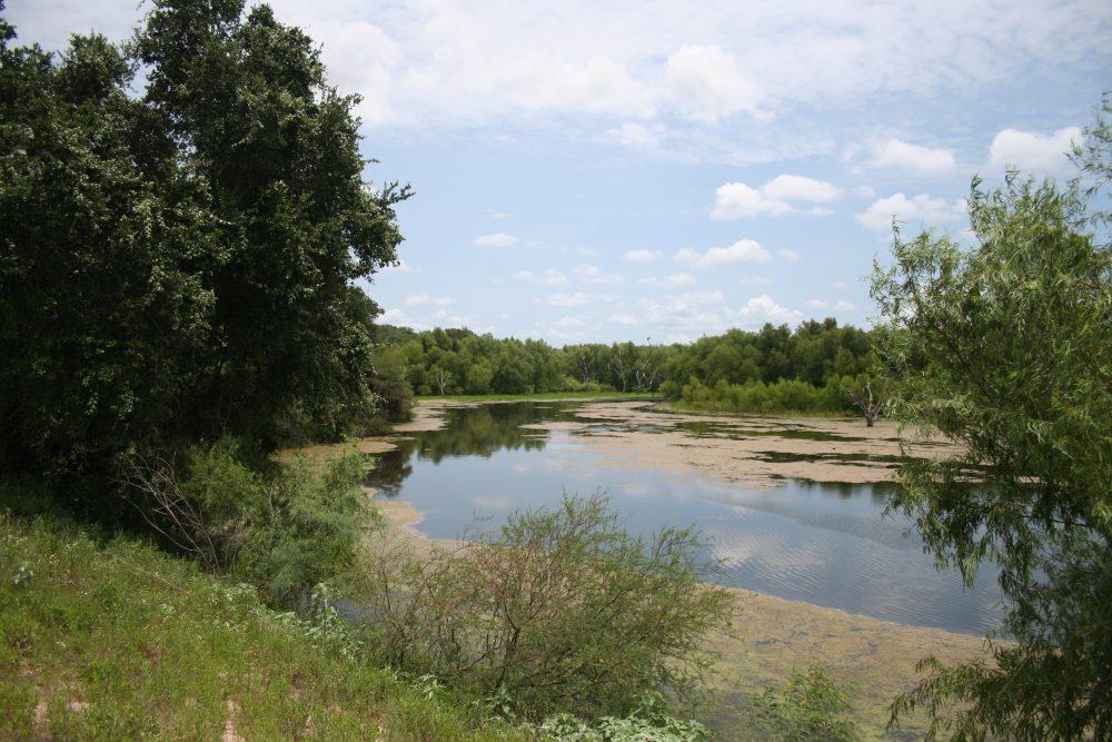 Coleto Creek Reservoir Map