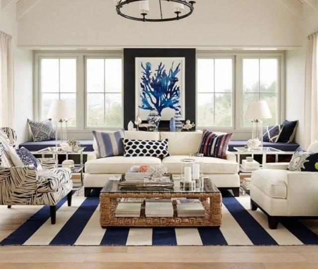 Interior Nautical Living Room Ideas Design Nautical Themed