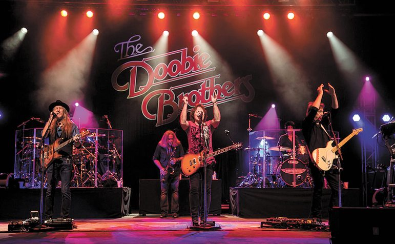 """The Doobie Brothers set at the The Wharf July 19 will include songs """"people will be familiar with."""""""