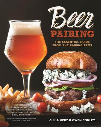 "(Photo | amazon.com) ""Beer Pairing"" is a great resource that I'd recommend for anyone looking to expand their beer-pairing knowledge."