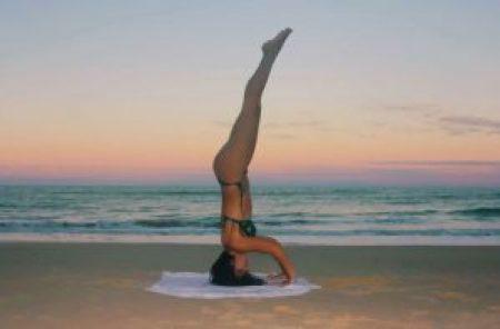 yoga na pousada lagoa